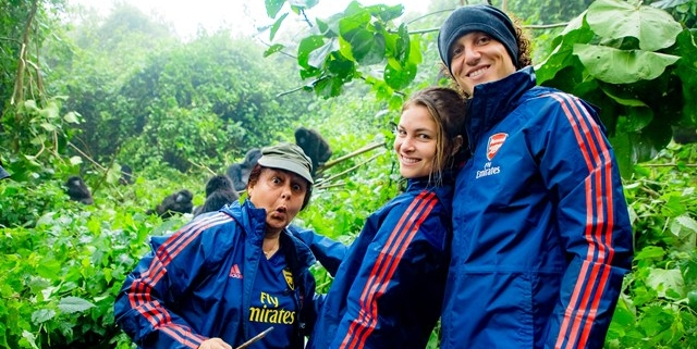 6 days Masai Mara and Volcanoes Gorilla trekking
